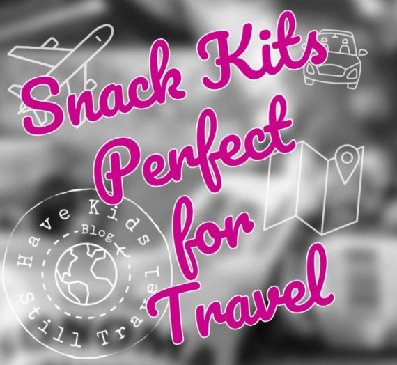 DIY Snack Kits, Perfect Travel Food