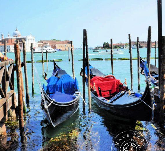 Venice, Italy — Part I: The Love Affair